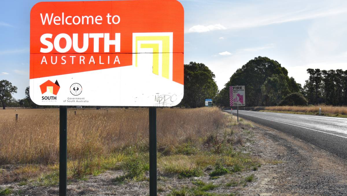 South Australia opens its borders!